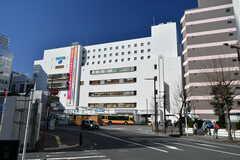 小田急線・本厚木駅の様子。(2020-02-05,共用部,ENVIRONMENT,1F)