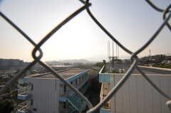 屋上から見た外の景色。(2014-03-17,共用部,OTHER,4F)