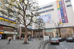 小田急小田原線・本厚木駅の様子。(2014-03-17,共用部,ENVIRONMENT,4F)