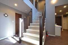 階段の様子。(2016-03-01,共用部,OTHER,1F)
