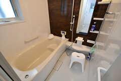バスルームの様子。(2020-08-17,共用部,BATH,1F)