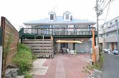 シェアハウスの外観。(2015-08-26,共用部,OUTLOOK,1F)