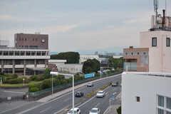 天気の良い日には富士山も見えます。(2018-10-15,共用部,OTHER,5F)