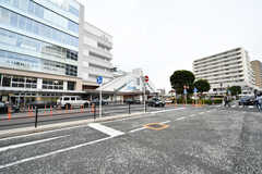 JR・茅ヶ崎駅の様子。(2018-10-15,共用部,ENVIRONMENT,1F)