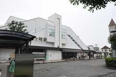 JR各線・茅ヶ崎駅の様子。(2013-07-29,共用部,ENVIRONMENT,1F)