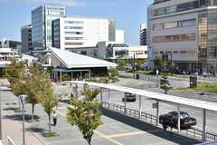 JR東海道本線(東京~熱海) 辻堂駅周辺の様子。(2018-09-19,共用部,ENVIRONMENT,1F)