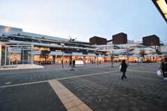辻堂駅前には湘南テラスモールがあります。(2016-12-05,共用部,ENVIRONMENT,1F)