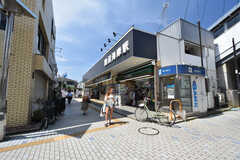 小田急江ノ島線・鵠沼海岸駅の様子。(2016-07-11,共用部,ENVIRONMENT,1F)