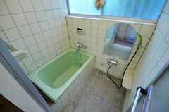 バスルームの様子。(2012-07-02,共用部,BATH,1F)