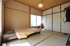 専有部の様子。備品は入居者さんの私物です。(201号室)(2012-07-02,専有部,ROOM,2F)