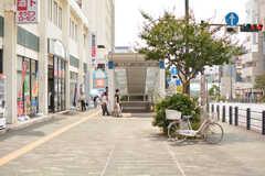 各線・湘南台駅の様子。(2018-07-11,共用部,ENVIRONMENT,1F)