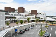 辻堂駅前にはテラスモール湘南があります。(2017-09-19,共用部,ENVIRONMENT,1F)