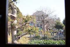 隣は公園です。(2016-02-10,共用部,LIVINGROOM,1F)