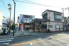 江ノ島電鉄線・長谷駅前の様子。(2016-01-05,共用部,ENVIRONMENT,1F)