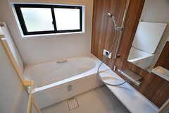 バスルームの様子。(2016-12-05,共用部,BATH,1F)