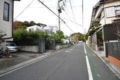 周辺は住宅街です。(2016-12-05,共用部,ENVIRONMENT,1F)