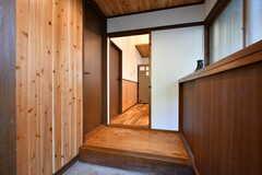 玄関から見た内部の様子。(2020-01-08,周辺環境,ENTRANCE,1F)