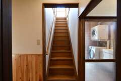 階段の様子。(2020-01-08,共用部,OTHER,1F)