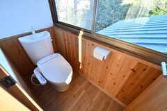 ウォシュレット付きトイレの様子。女性専用です。(2020-01-08,共用部,TOILET,2F)