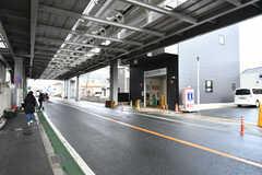 湘南モノレール・富士見町駅の様子。(2020-01-08,共用部,ENVIRONMENT,1F)