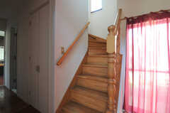 階段の様子。(2013-03-22,共用部,OTHER,1F)