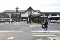 各線・鎌倉駅の様子。(2018-11-28,共用部,ENVIRONMENT,1F)