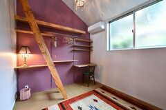 専有部の様子。モデルルームです。(204号室)(2017-03-14,専有部,ROOM,2F)