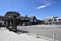 各線・鎌倉駅の様子。(2018-08-21,共用部,ENVIRONMENT,1F)