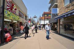 小町通の様子。(2015-05-26,共用部,ENVIRONMENT,1F)