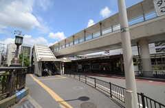 各線・大船駅前の様子。(2015-08-10,共用部,ENVIRONMENT,1F)