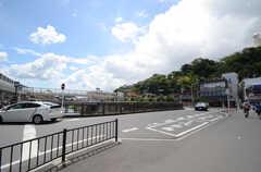 各線・大船駅前の様子2。(2015-08-10,共用部,ENVIRONMENT,1F)