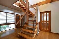 階段の様子。(2015-01-28,共用部,OTHER,1F)