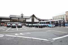 各線・鎌倉駅の様子。(2015-01-28,共用部,ENVIRONMENT,1F)