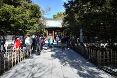 鎌倉大仏のある高徳院。(2017-12-05,共用部,ENVIRONMENT,1F)
