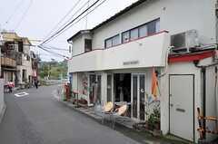 七里ヶ浜駅前のカフェ。(2012-05-08,共用部,ENVIRONMENT,1F)