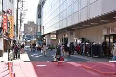 各線・鎌倉駅周辺の様子。(2017-01-17,共用部,ENVIRONMENT,1F)