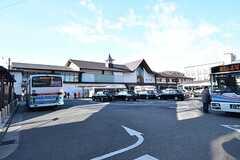 各線・鎌倉駅の様子。(2017-01-17,共用部,ENVIRONMENT,1F)