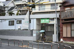 江ノ島電鉄線・七里ヶ浜駅の様子。(2019-03-07,共用部,ENVIRONMENT,1F)