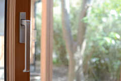 窓は断熱性の高いペアガラス。(2013-04-05,共用部,OTHER,1F)