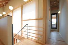 廊下の様子。(2013-04-05,共用部,OTHER,2F)
