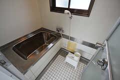 バスルームの様子。(2016-06-21,共用部,BATH,2F)