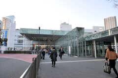 各線・川崎駅の様子。(2014-03-24,共用部,ENVIRONMENT,1F)