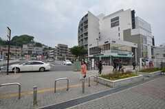 小田急小田原線・鶴川駅前の様子。(2014-06-17,共用部,ENVIRONMENT,1F)