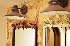 ランプや装飾に、身も心もうっとり。(2014-05-27,共用部,OTHER,2F)