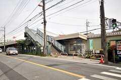 小田急線・読売ランド駅の様子。(2014-05-27,共用部,ENVIRONMENT,1F)