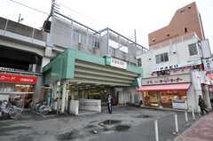 JR南武線・武蔵新城駅の様子。(2011-12-02,共用部,ENVIRONMENT,1F)