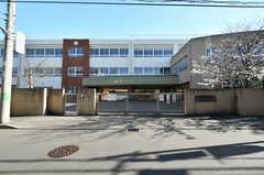 小学校や幼稚園、保育園などの多いエリアです。(2020-03-24,共用部,ENVIRONMENT,1F)
