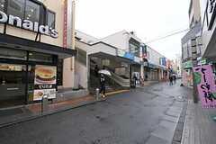 小田急小田原線・生田駅の様子。(2013-04-02,共用部,ENVIRONMENT,1F)