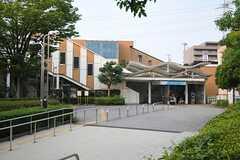 小田急多摩線・栗平駅の様子。(2013-08-22,共用部,ENVIRONMENT,1F)