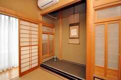 専有部の様子2。(101号室)(2009-02-11,専有部,ROOM,1F)